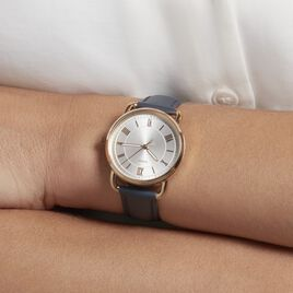 Montre  Fossil Copeland Three Hand Blanc - Montres Femme | Histoire d'Or