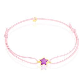 Bracelet Darilyn Etoile Or Jaune - Bracelets Naissance Enfant   Histoire d'Or