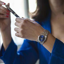 Montre Festina Classique Bleu - Montres Femme   Histoire d'Or