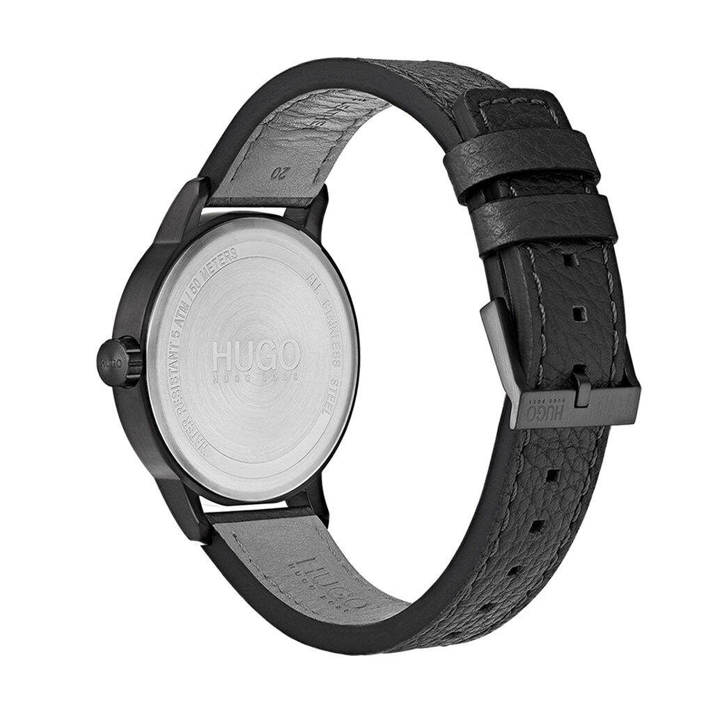 Montre Hugo Casual Gris