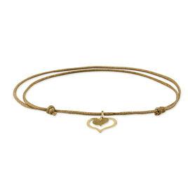 Bracelet Julianie Or Jaune - Bracelets Coeur Femme   Histoire d'Or