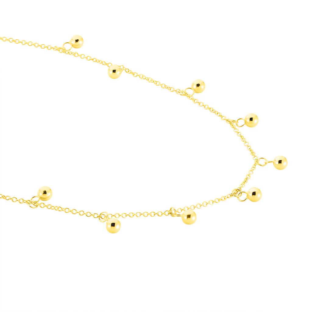 Collier Bethanie Or Jaune - Bijoux Femme | Histoire d'Or