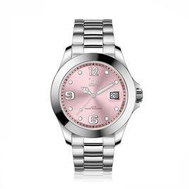 Montre Ice Watch Steel Classic Rose - Montres classiques Femme | Histoire d'Or