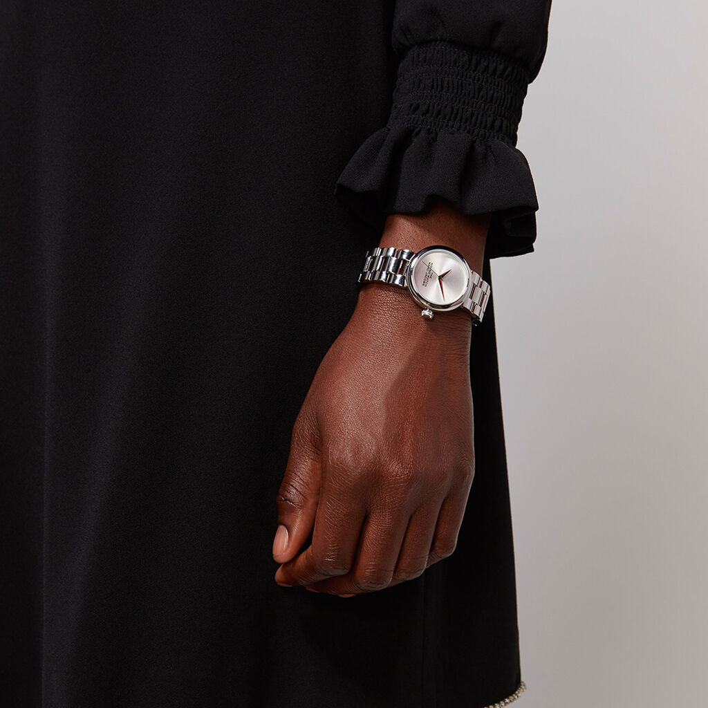 Montre Marc Jacobs Nariana Argent - Montres tendances Femme | Histoire d'Or