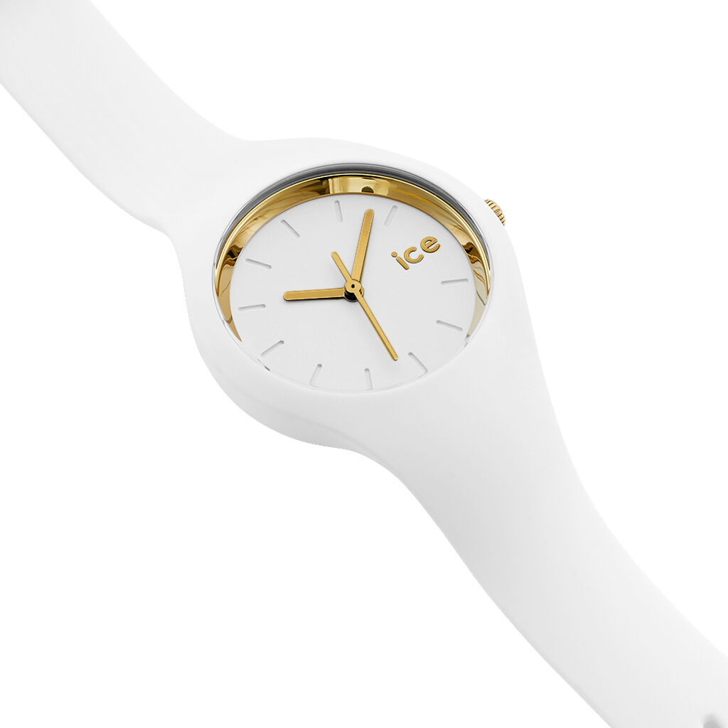 Montre Ice Watch Glam Blanc