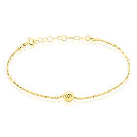 Bracelet Chedia Or Jaune - Bijoux Femme   Histoire d'Or