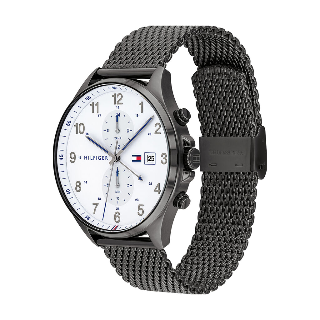 Montre Tommy Hilfiger West Blanc