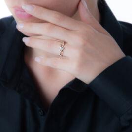 Bague Eliseum Or Jaune Diamant - Bagues avec pierre Femme | Histoire d'Or