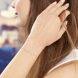Bracelet Kimia Or Jaune - Bijoux Femme   Histoire d'Or