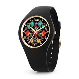 Montre Ice Watch Flower Noir - Montres Femme   Histoire d'Or