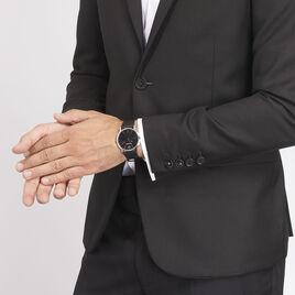 Montre Emporio Armani Kappa Noir - Montres tendances Homme | Histoire d'Or