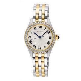 Montre Seiko Classique Dame Blanc - Montres Femme | Histoire d'Or