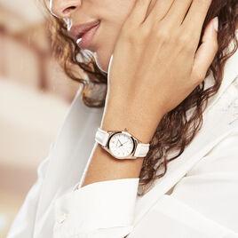 Montre Codhor Anais Blanc - Montres classiques Femme | Histoire d'Or