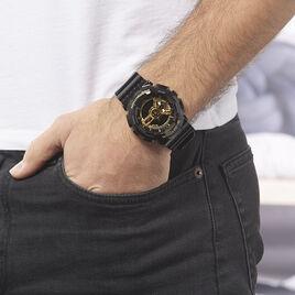 Montre Casio G-shock Gold Noir - Montres classiques Homme | Histoire d'Or