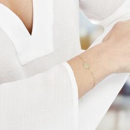 Bracelet Cilli Or Jaune - Bracelets Coeur Femme | Histoire d'Or