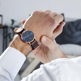 Montre Cluse Aravis Bleu - Montres sport Homme | Histoire d'Or