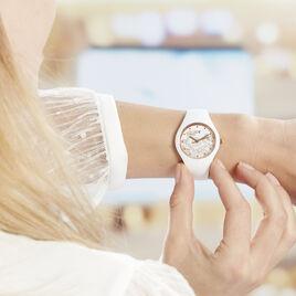 Montre Ice Watch Flower 2 Tons - Montres Femme | Histoire d'Or