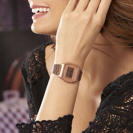 Montre Casio Collection Vintage Rose - Montres sport Femme | Histoire d'Or