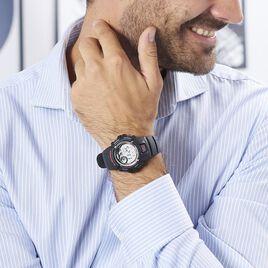 Montre Casio G-shock Black & Red Blanc - Montres sport Homme | Histoire d'Or