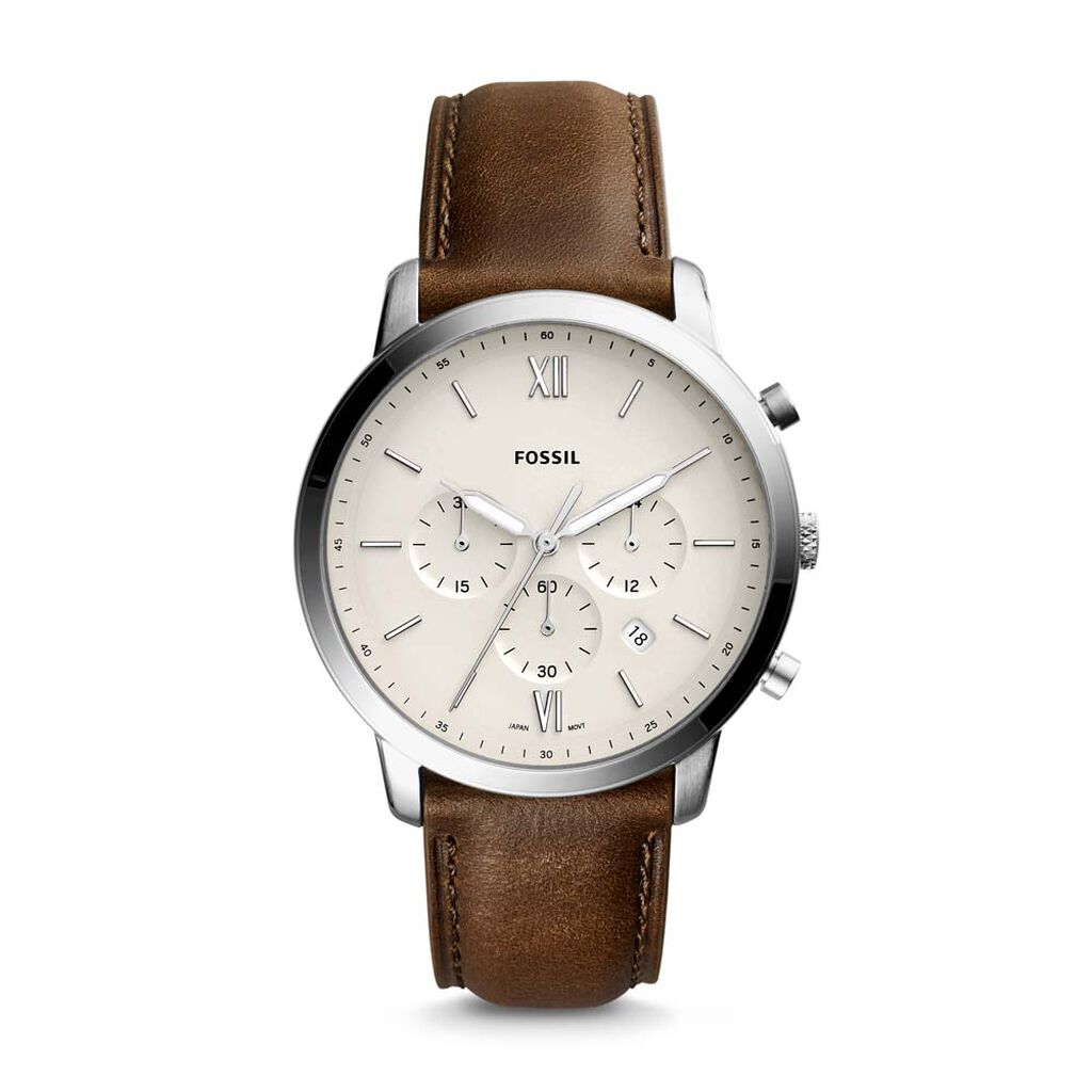 Montre Fossil Neutra Chrono Beige