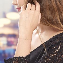 Bracelet Verone Or Jaune - Bijoux Femme | Histoire d'Or