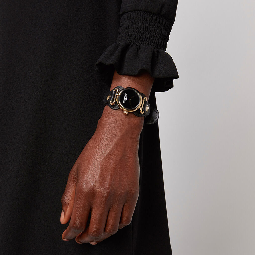 Montre Marc Jacobs Abigaelle Noir - Montres tendances Femme | Histoire d'Or
