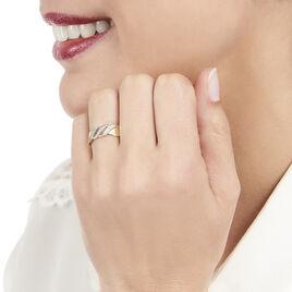 Bague Georgianne Or Jaune Diamant - Bagues avec pierre Femme | Histoire d'Or