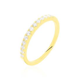 Alliance Pristina Or Jaune Diamant - Alliances Femme   Histoire d'Or