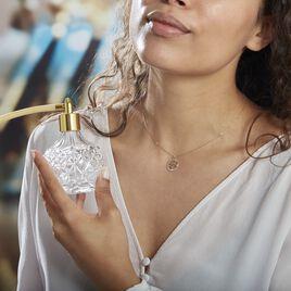 Collier Darell Or Jaune Oxyde De Zirconium - Colliers Arbre de vie Femme   Histoire d'Or