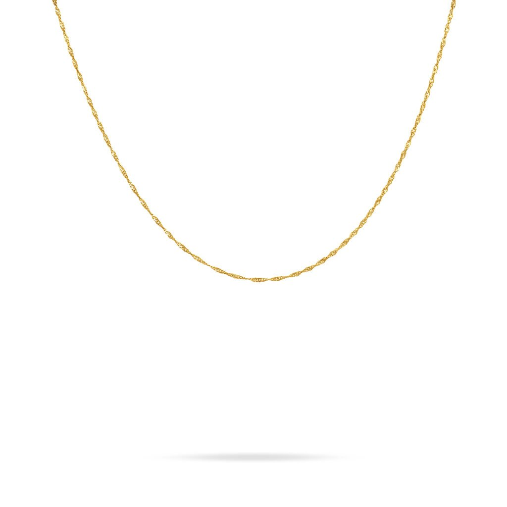 Collier Or  - Chaines Femme | Histoire d'Or