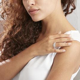 Bague Abbas Or Blanc Diamant - Bagues avec pierre Femme | Histoire d'Or