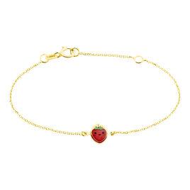 Bracelet Bettina Or Jaune - Bracelets Naissance Enfant | Histoire d'Or