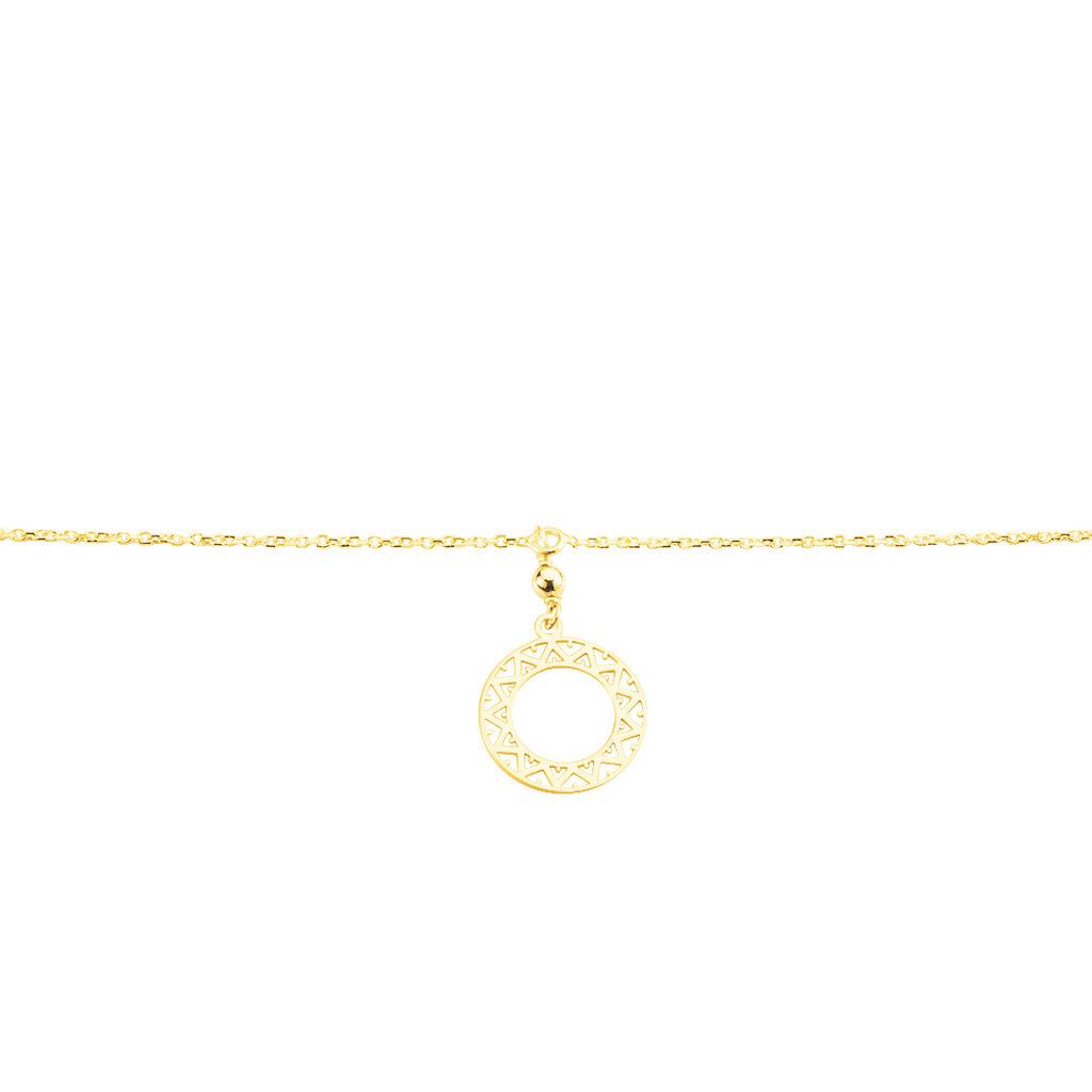Bracelet Florent Or Jaune - Bijoux Femme | Histoire d'Or