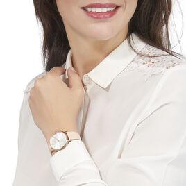 Montre Emporio Armani Kappa Argent - Montres Femme   Histoire d'Or