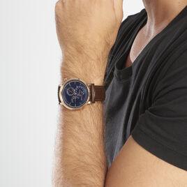 Montre Cerruti Caiano Bleu - Montres Homme | Histoire d'Or