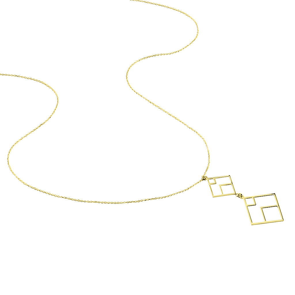 Collier Or Jaune