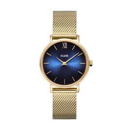 Montre Minuit Bleu - Montres tendances Femme   Histoire d'Or