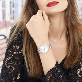 Montre Guess G-luxe Argent - Montres tendances Femme   Histoire d'Or
