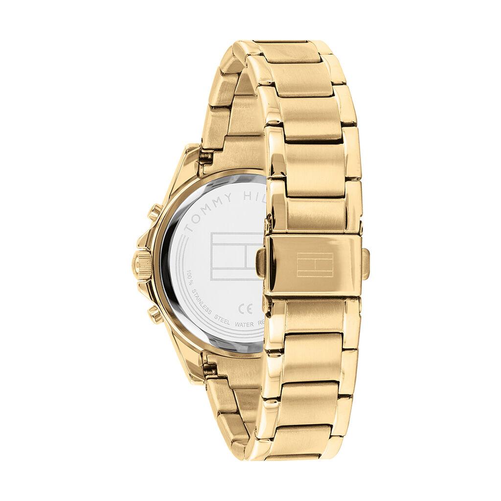 Montre Tommy Hilfiger Haven Champagne - Montres Femme   Histoire d'Or