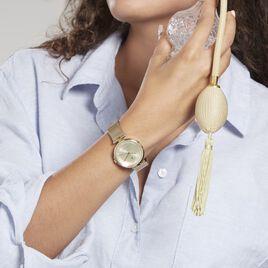 Montre Tommy Hilfiger Cami Dore - Montres Femme | Histoire d'Or