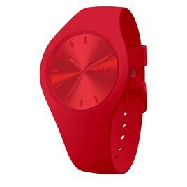 Montre Ice Watch Colour Rouge - Montres Famille   Histoire d'Or