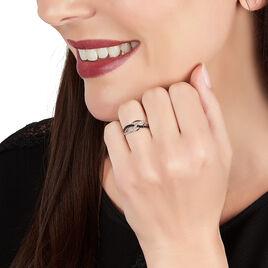 Bague Amara Or Blanc Diamant - Bagues avec pierre Femme | Histoire d'Or