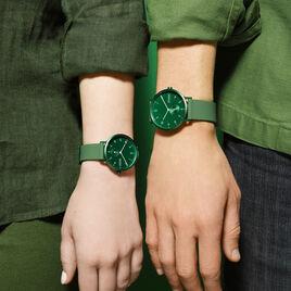Montre Skagen Aaren Kulor Vert - Montres tendances Unisexe | Histoire d'Or