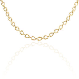 Collier Kyra Laiton Jaune - Bijoux Femme | Histoire d'Or