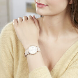 Montre Fossil Carlie Argent - Montres tendances Femme | Histoire d'Or