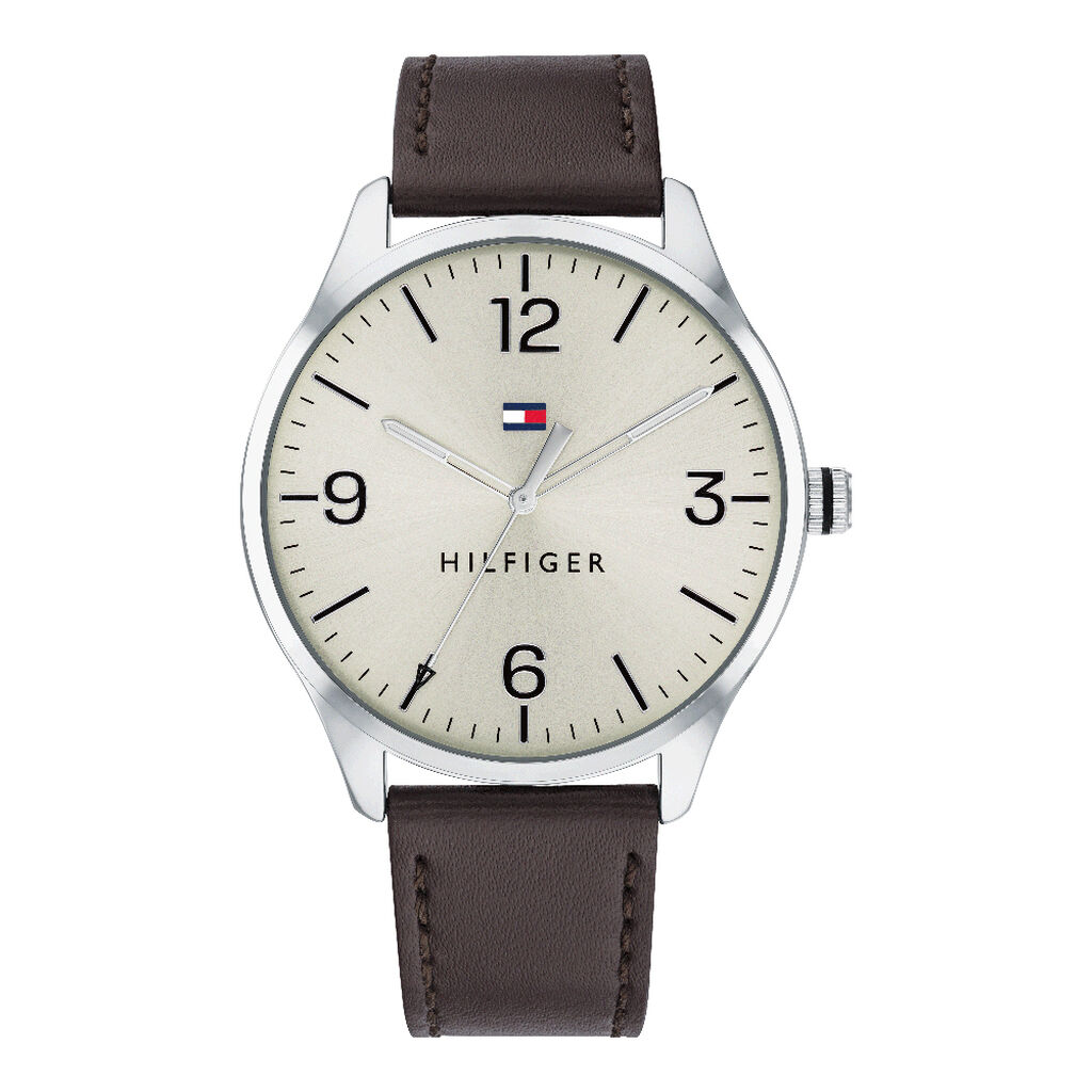 Montre Tommy Hilfiger Th Essentials Beige