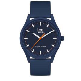 Montre Ice Watch Solar Power Bleu - Montres Famille | Histoire d'Or