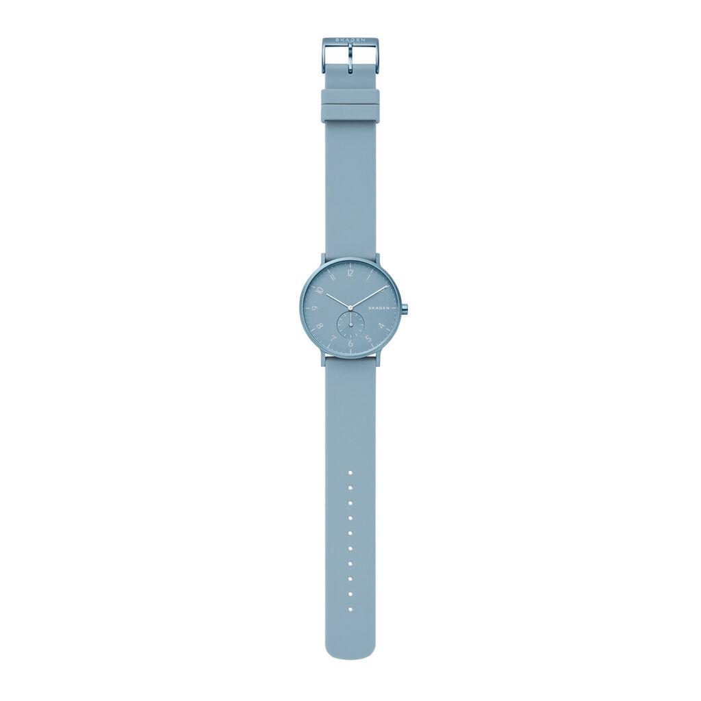 Montre Skagen Aaren Kulor Bleu - Montres tendances Unisexe | Histoire d'Or