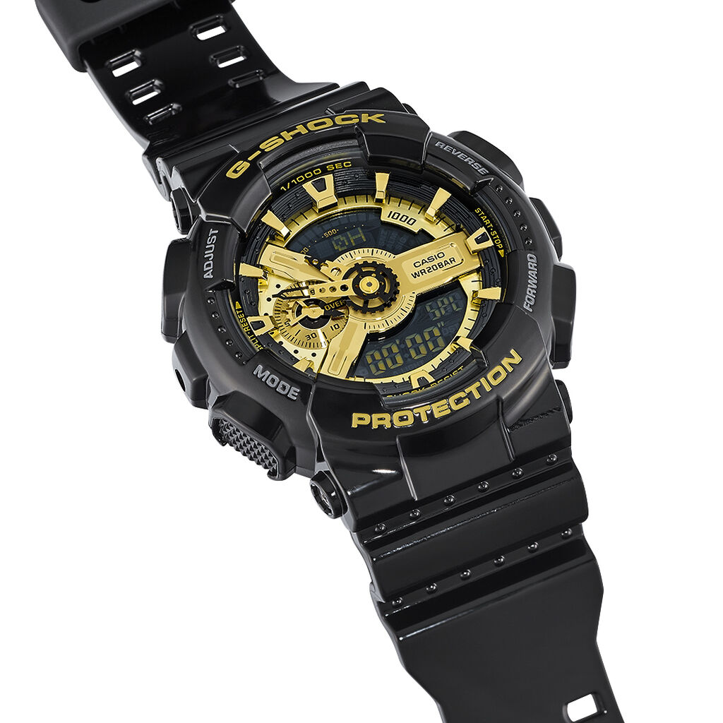 Montre Casio G-shock Gold Noir