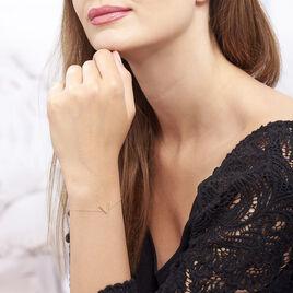 Bracelet Celene Or Jaune - Bijoux Femme | Histoire d'Or